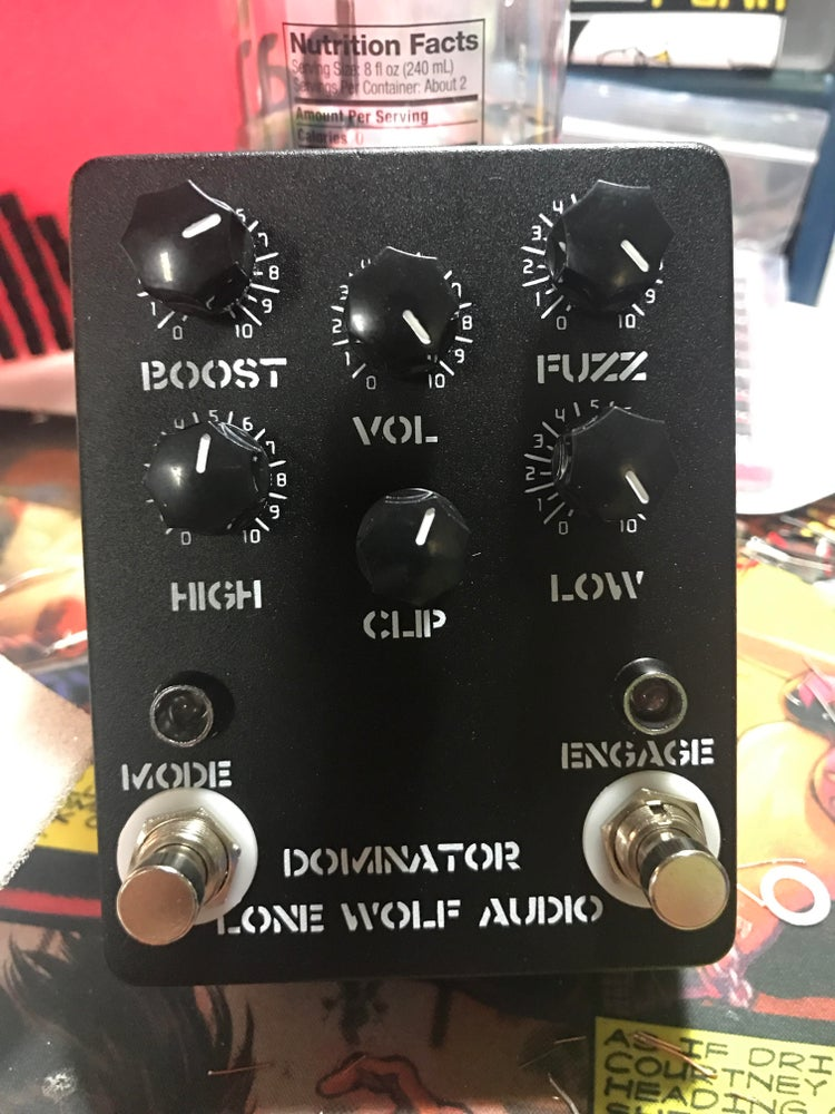 Image of Dominator - hyper Modded FZ2 pre sale