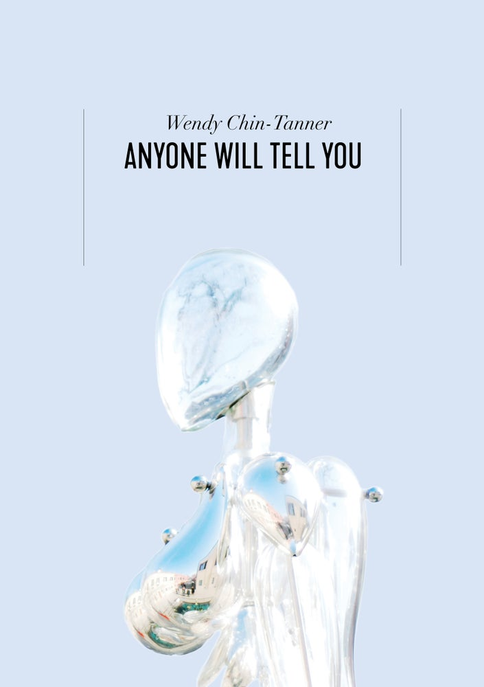 Image of Anyone Will Tell You by Wendy Chin-Tanner