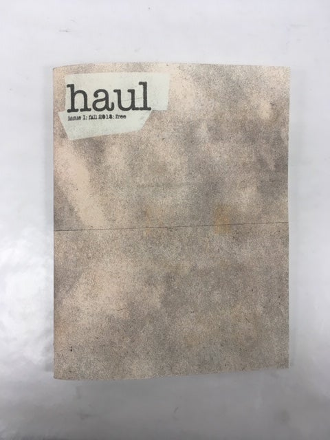 Image of HAUL Issue One