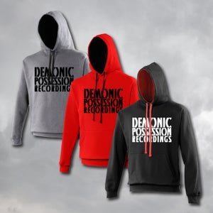 Image of DEMONHOODIE - Demonic Possession Hoodie
