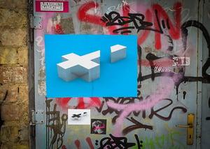 Image of posters classic og / light blue