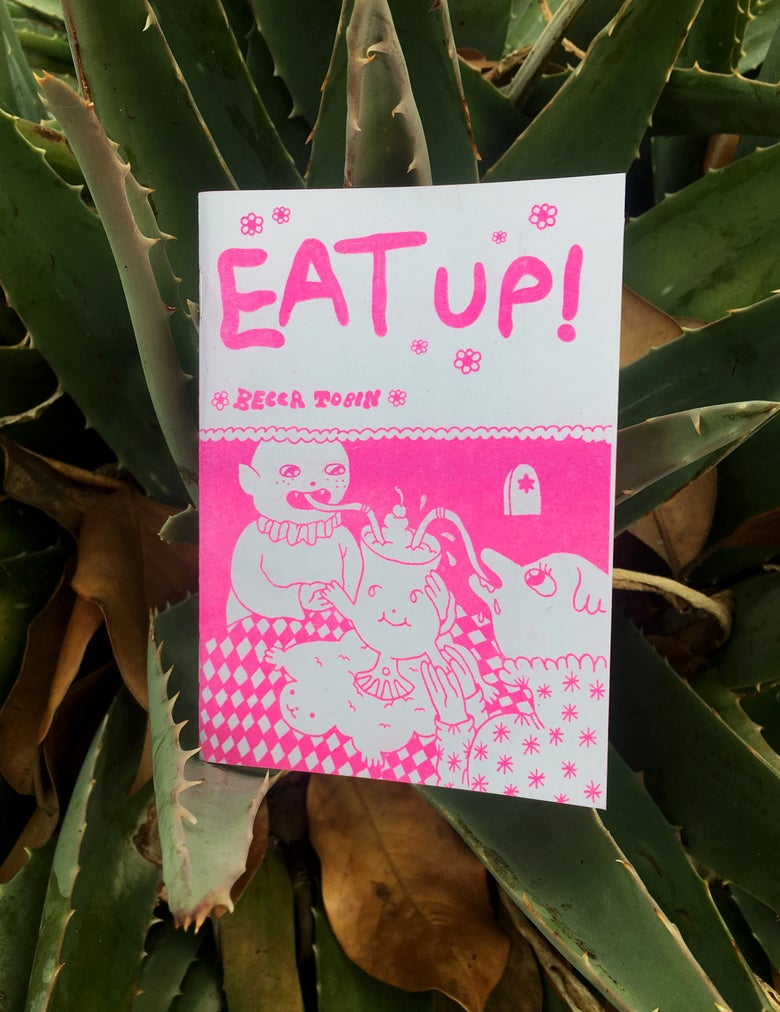 Image of EAT UP! zine