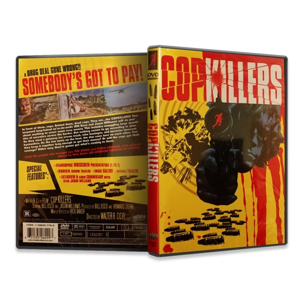 Image of Cop Killers (DVD)
