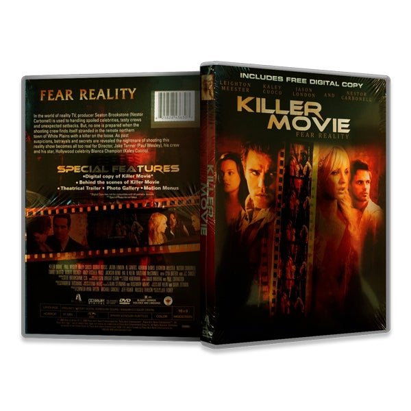 Image of Killer Movie (DVD)