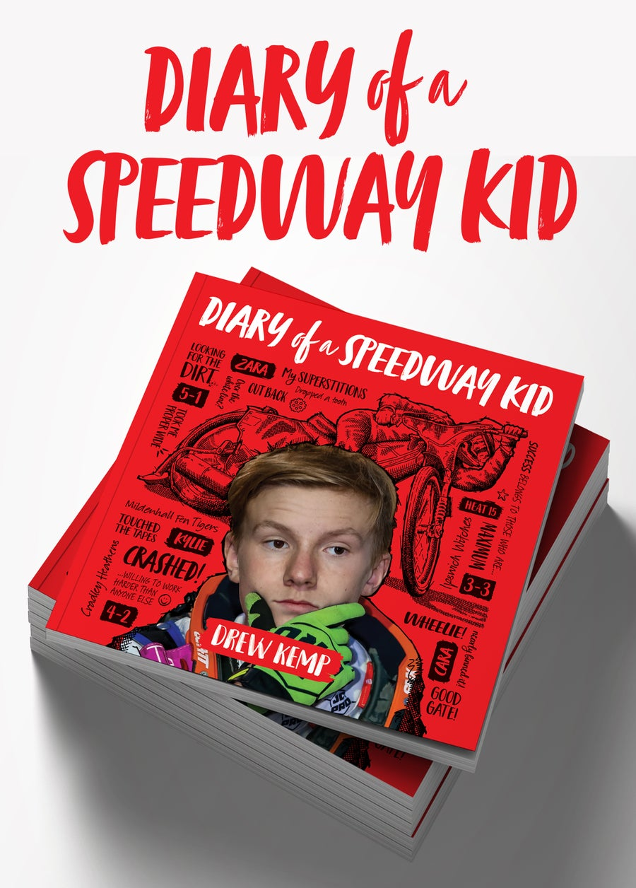 Image of Diary of a Speedway Kid