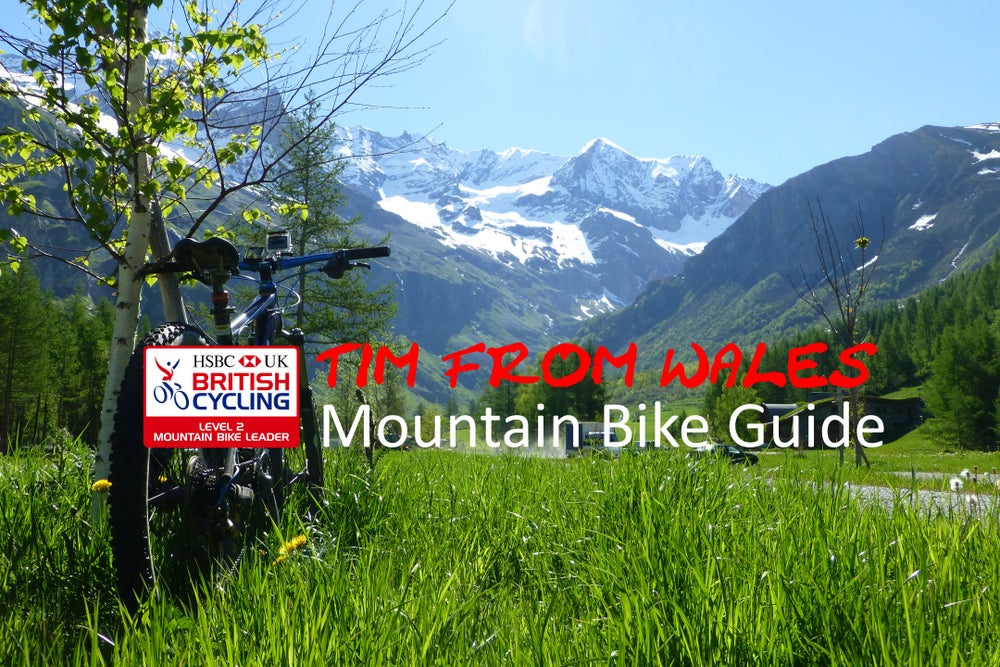 Image of Guided Mountain Bike Ride