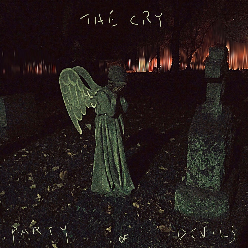 Image of CD -- The Cry