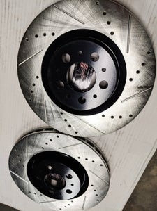 Projectb5 Projectb5 330mm Big Brake Kit Rotors