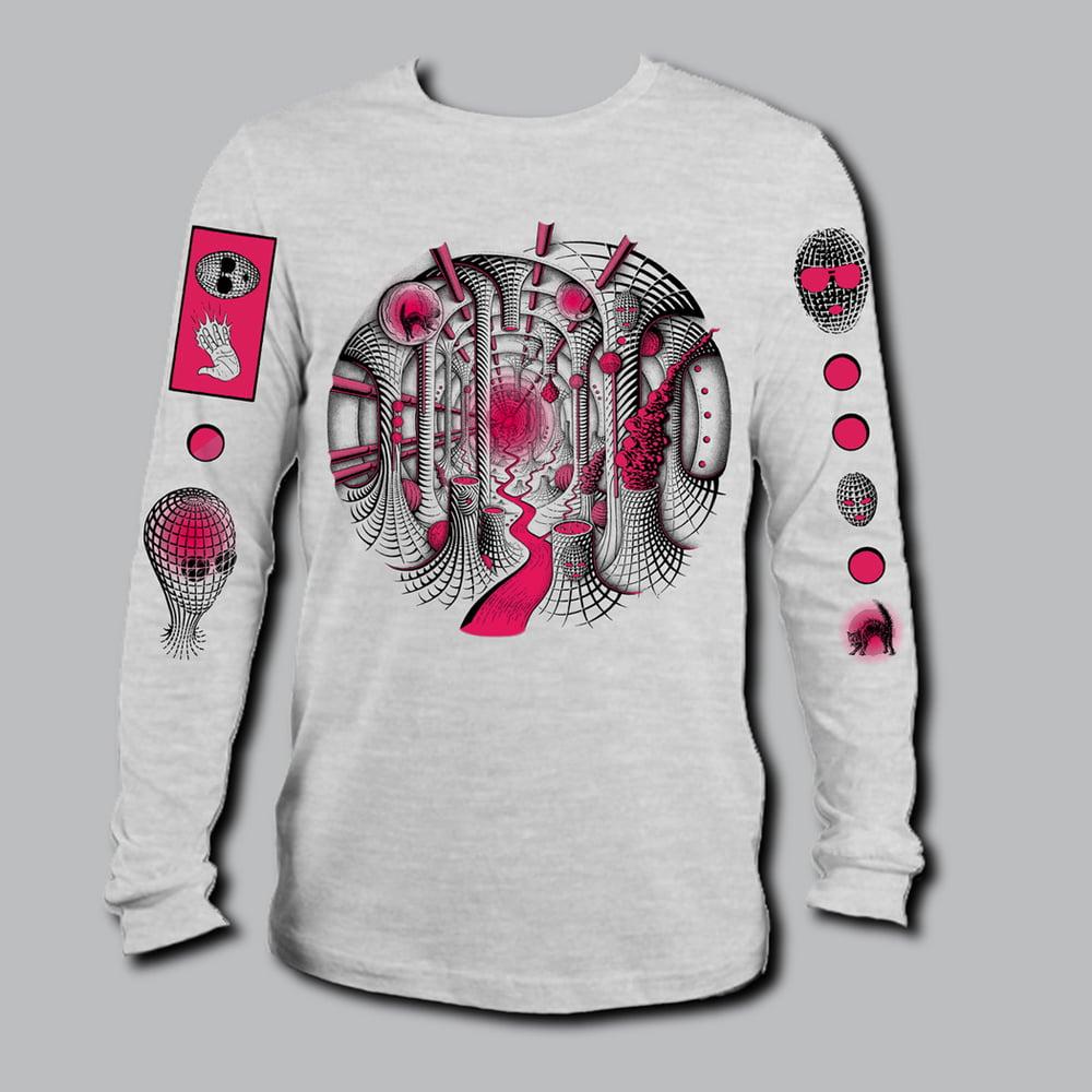 Image of OVO Long Sleeve Tshirt