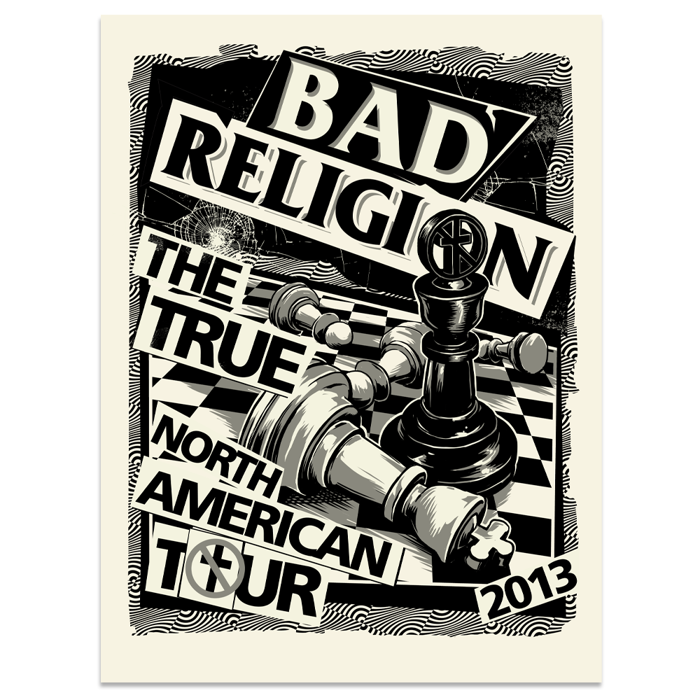 Image of Bad Religion (True North American Tour)