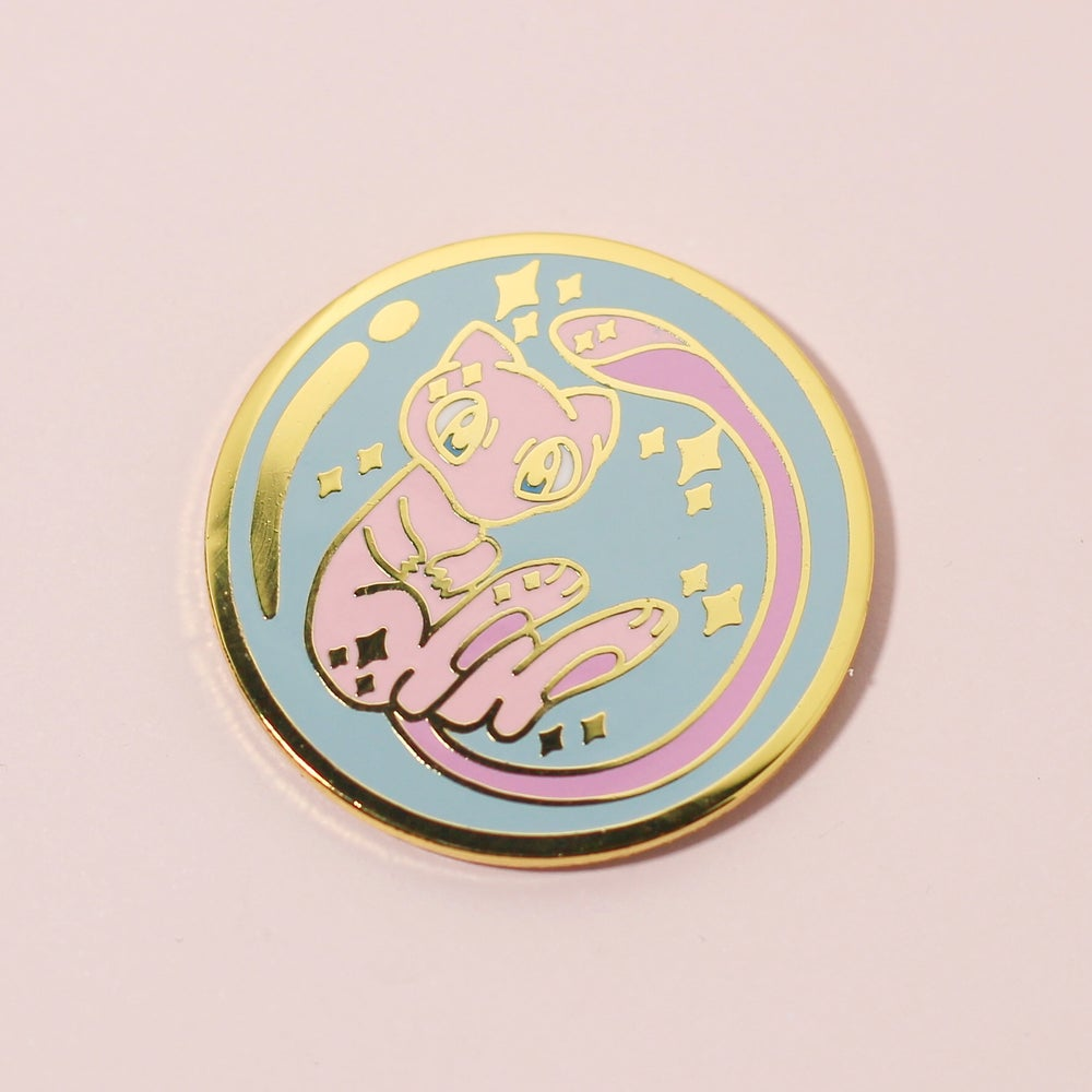 Image of Bubble Mew - Hard Enamel Pin