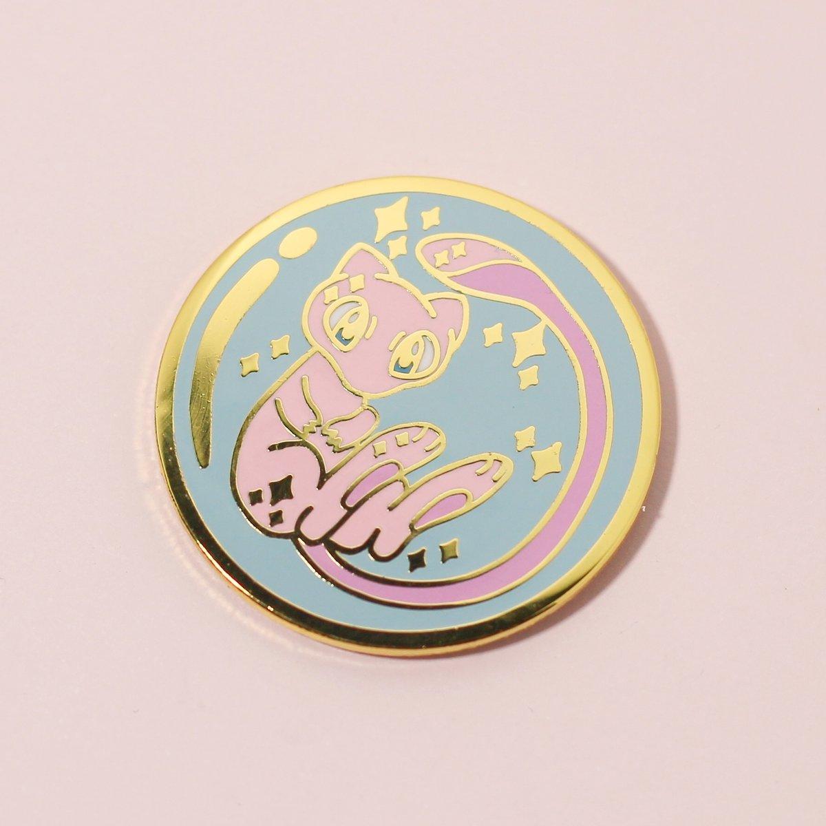 Image of Bubble Mew - Hard Enamel Pin