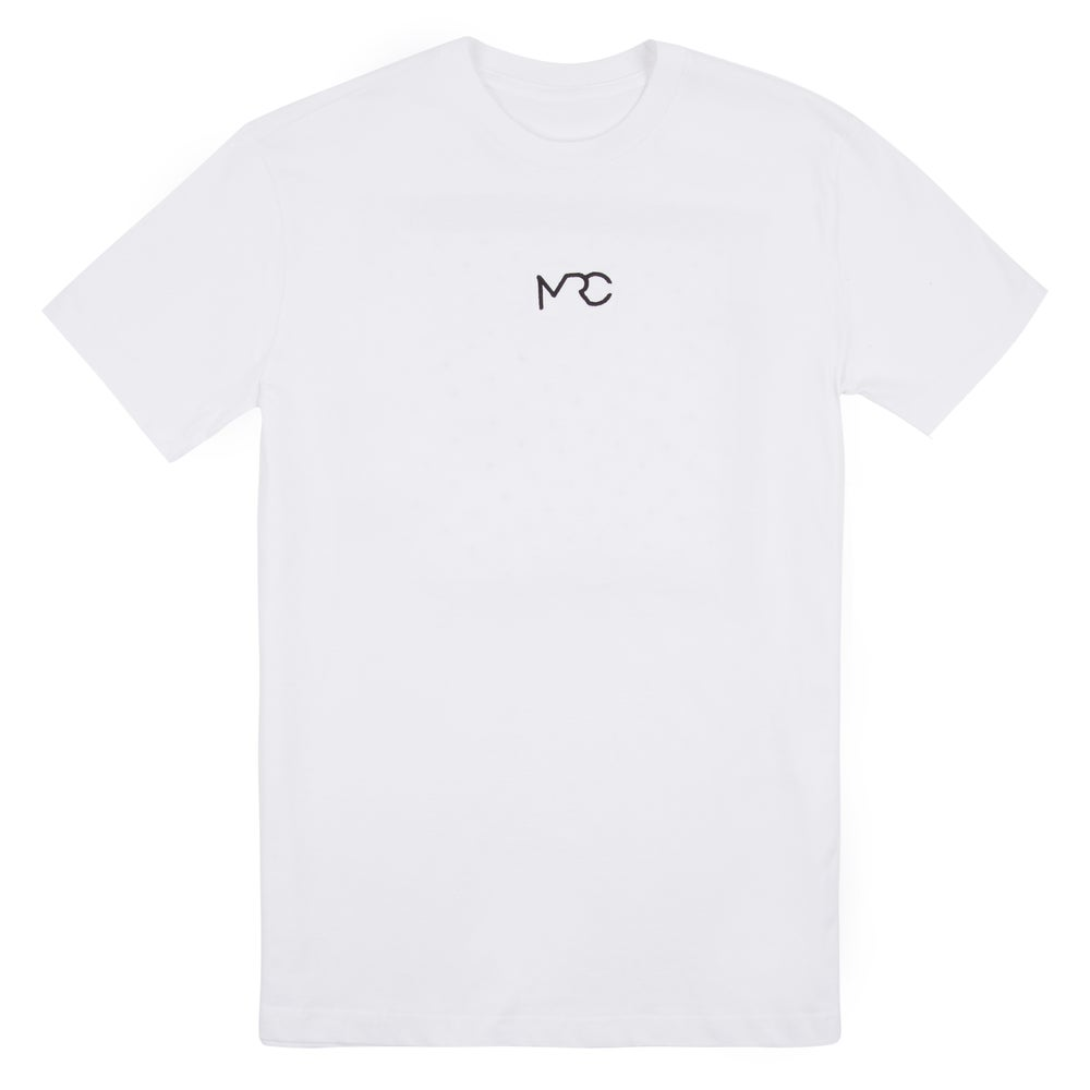Image of WHITE MRC T-SHIRT