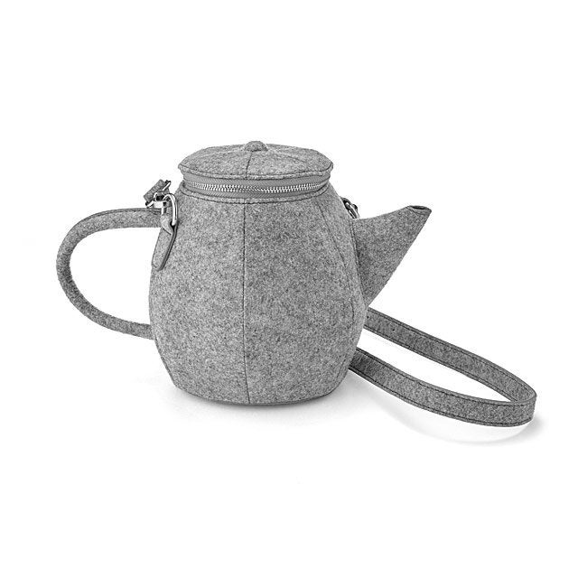 Image of Oval Teapot Crossbody (2 Vegan-friendly options)