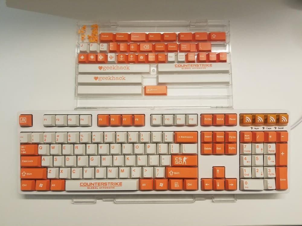 Image of JT Keycap CS Keyset