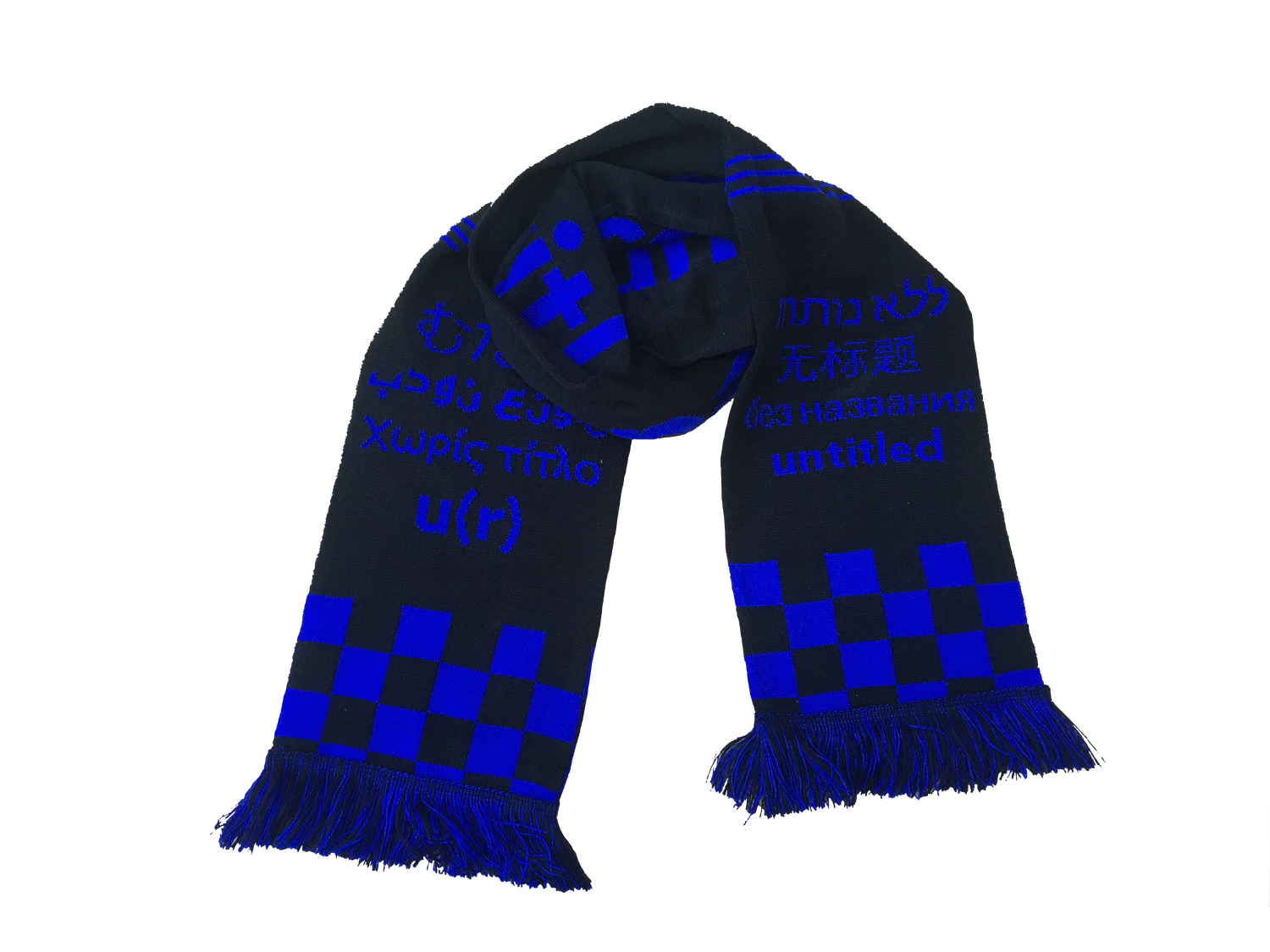 Image of untitled (scarf)