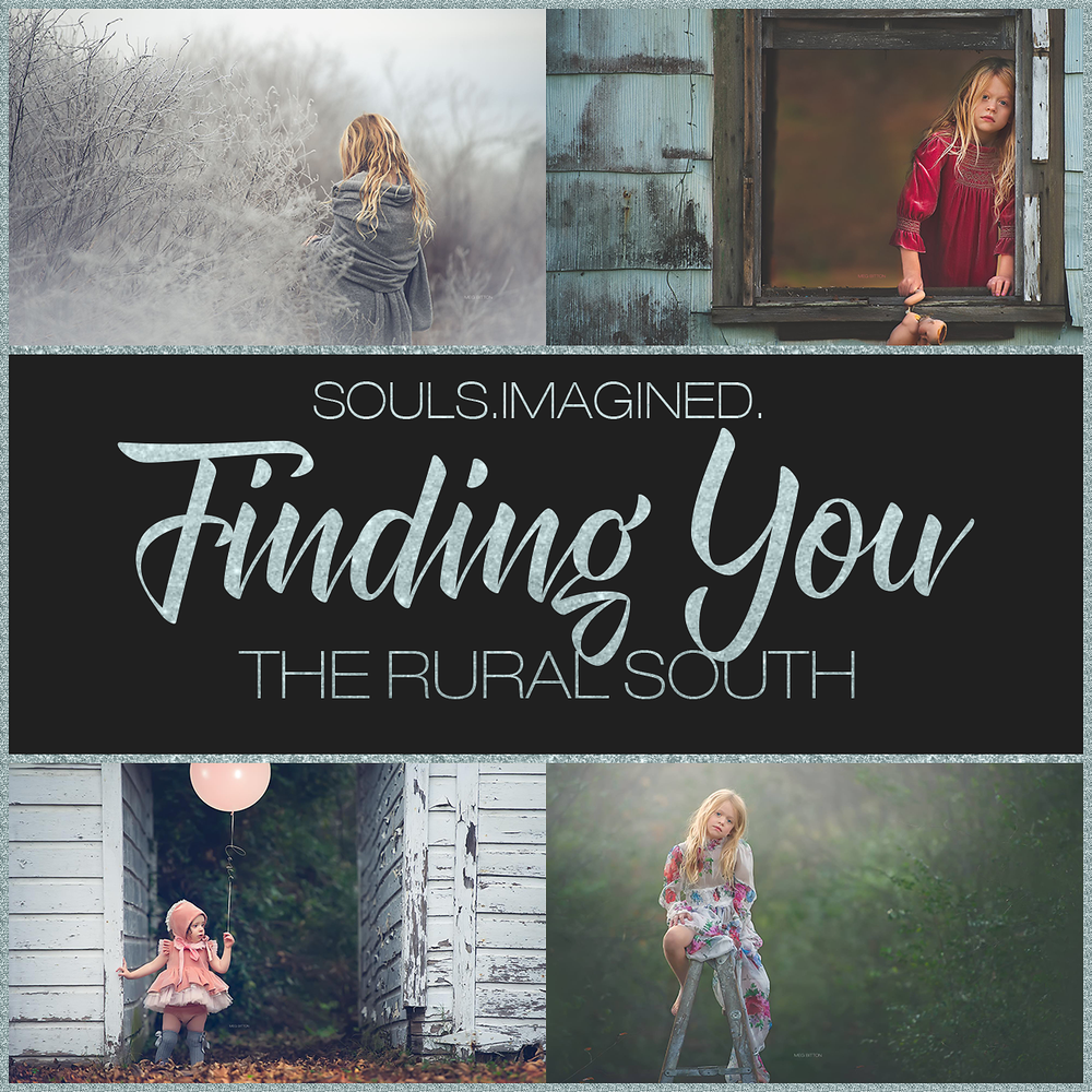 Image of Finding You. The Rural South