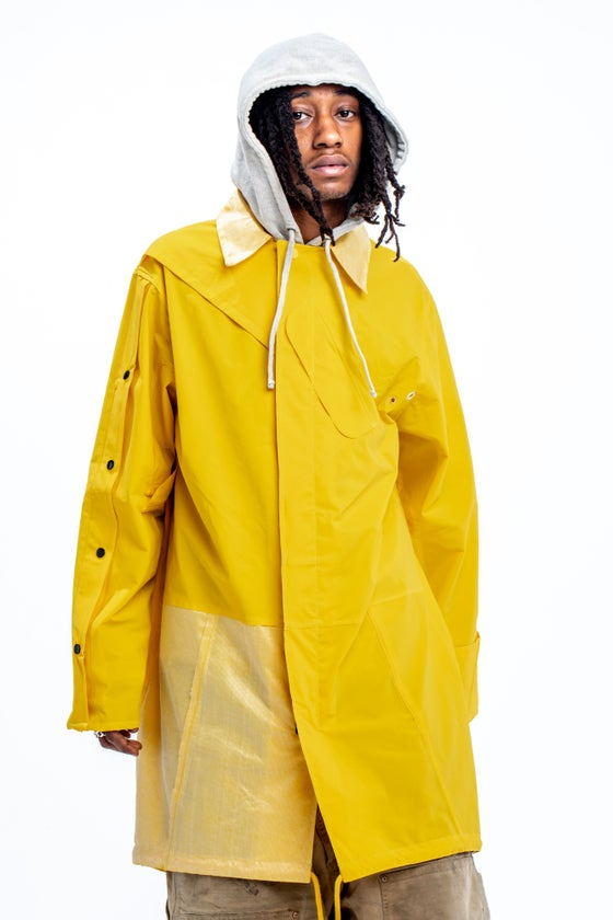 Image of FISHERMAN FISHTAIL JACKET