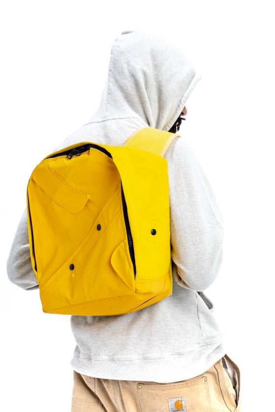 Image of FISHERMAN CROSS BODY BACKPACK