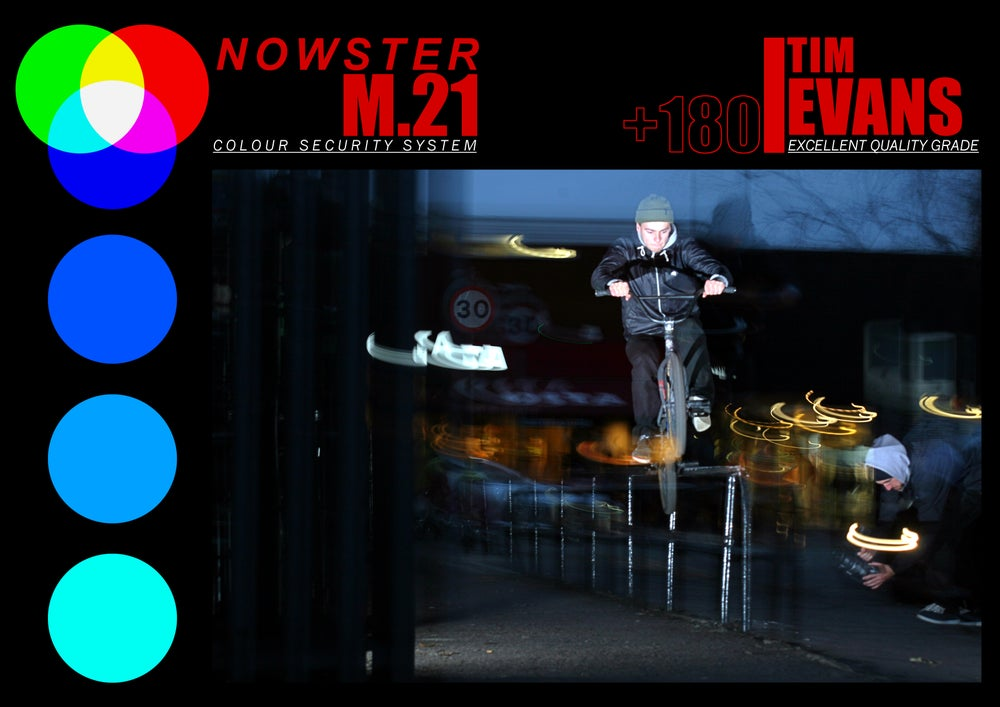 Image of The Nowster Issue 5 - Gaz Hunt