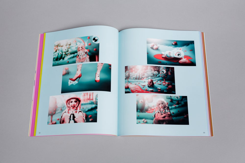 Rachel Maclean, <i>Wot u :-) about?</i> SOLD OUT