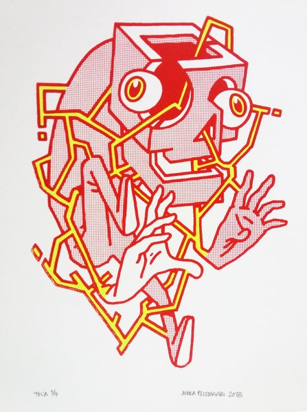 Image of Overload -print