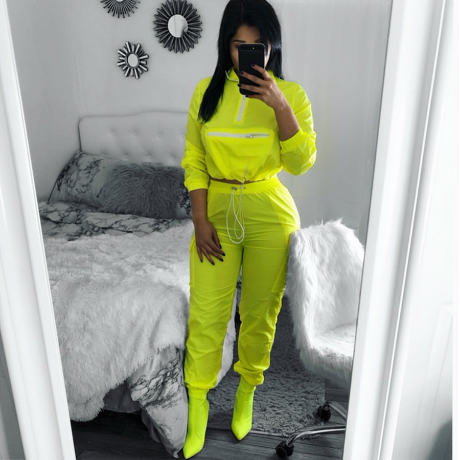 Image of Neon sporty set