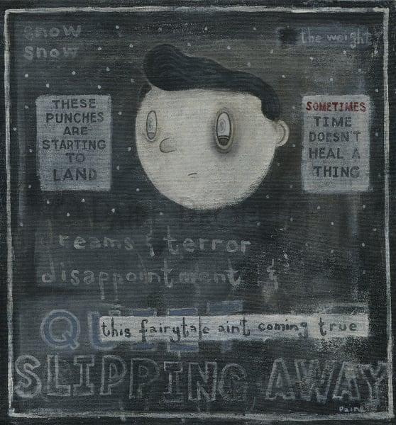 Image of Slipping Away