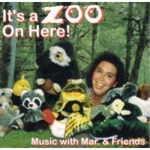 Image of It's a zoo on here CD
