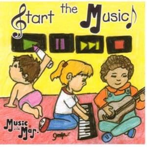 Image of Start the music CD