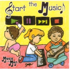 Image of Start the music CD