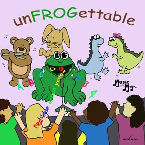 Image of Unfrogettable CD