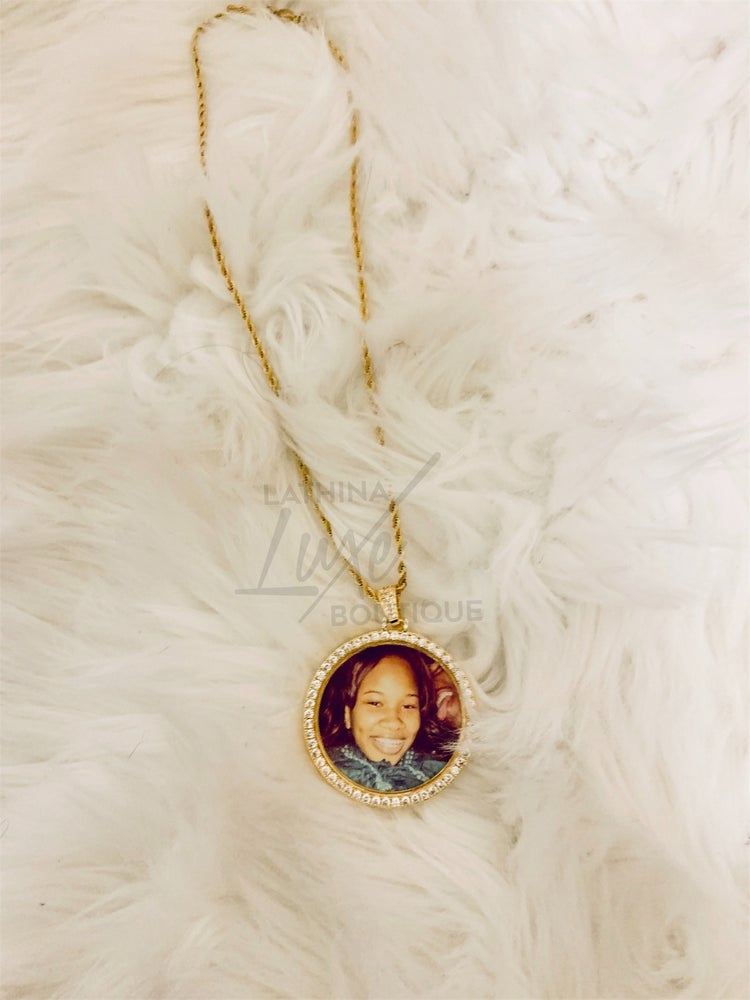 Image of Picture Pendant