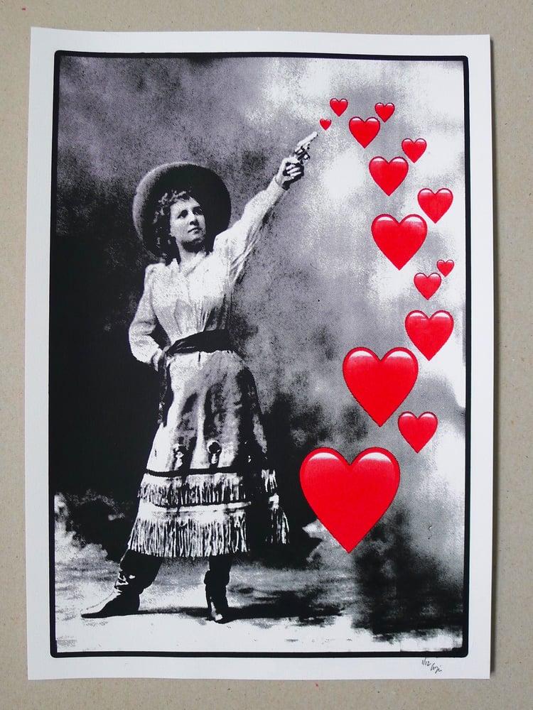 Image of Love Slinger