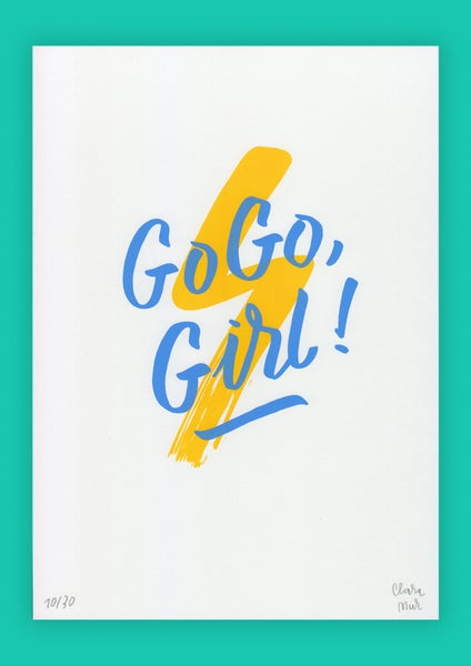 Image of GO GO, GIRL! 2
