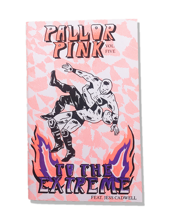 Image of PALLOR PINK VOL. V TO THE EXTREME