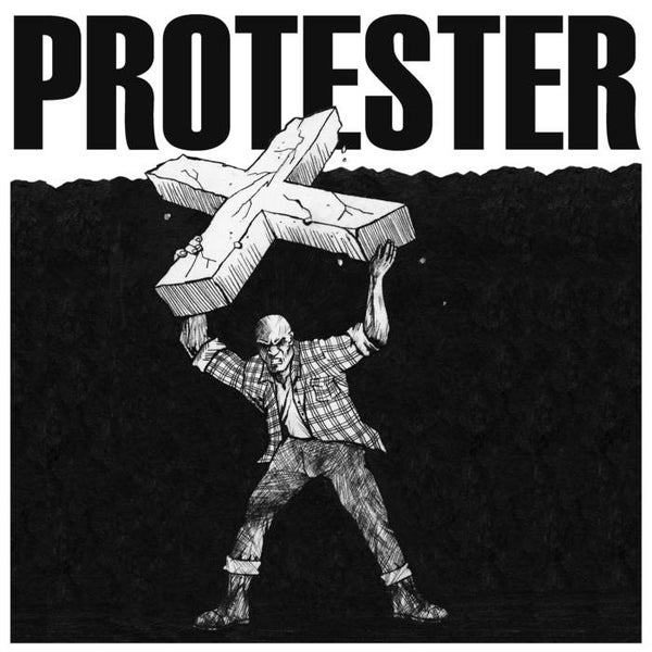 "Image of PROTESTER ""Watch Them Fall"" 12"" EP"