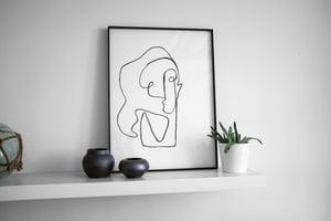 Image of Portrait XIII (framed)