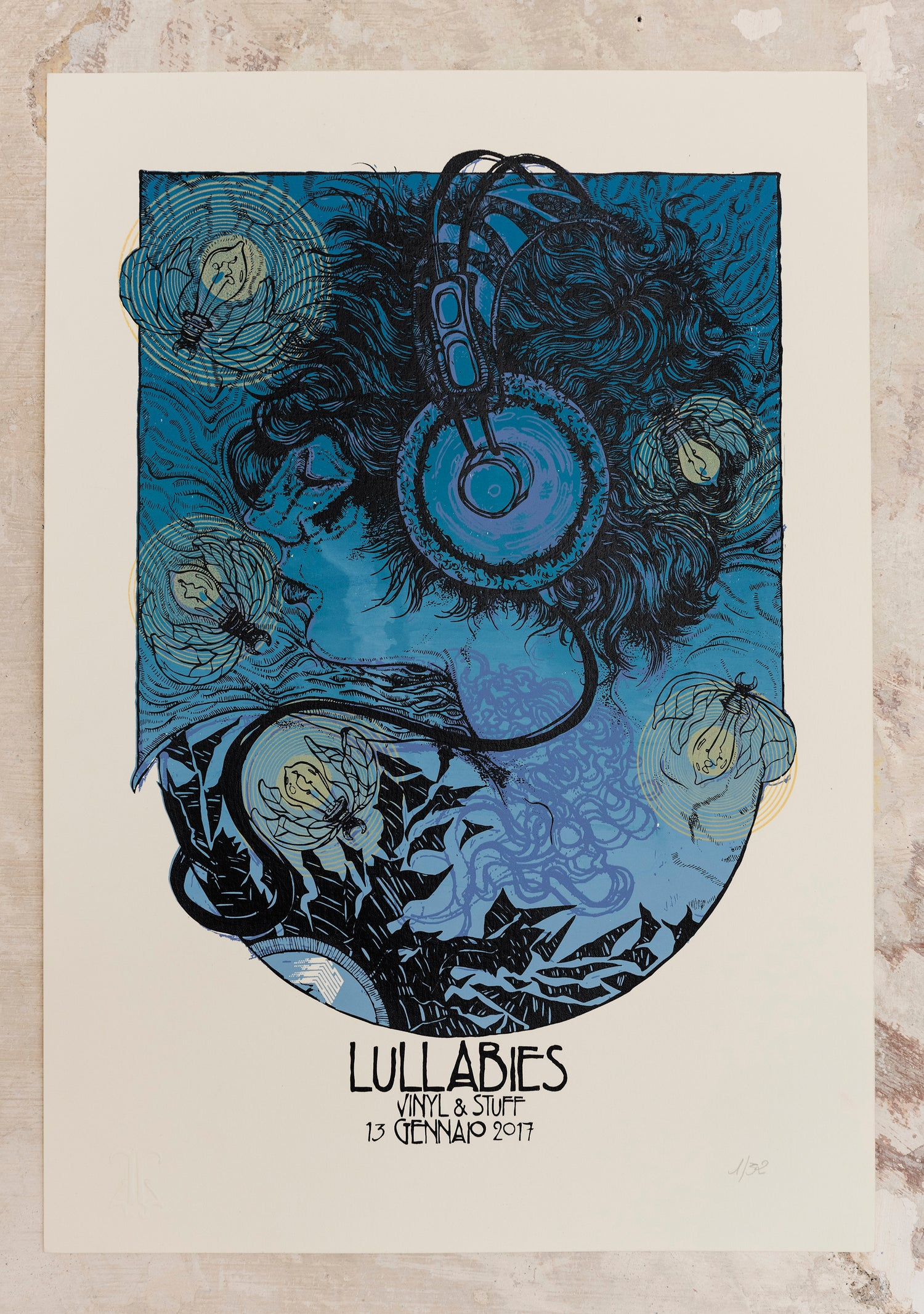 Image of LULLABIES - HAUS