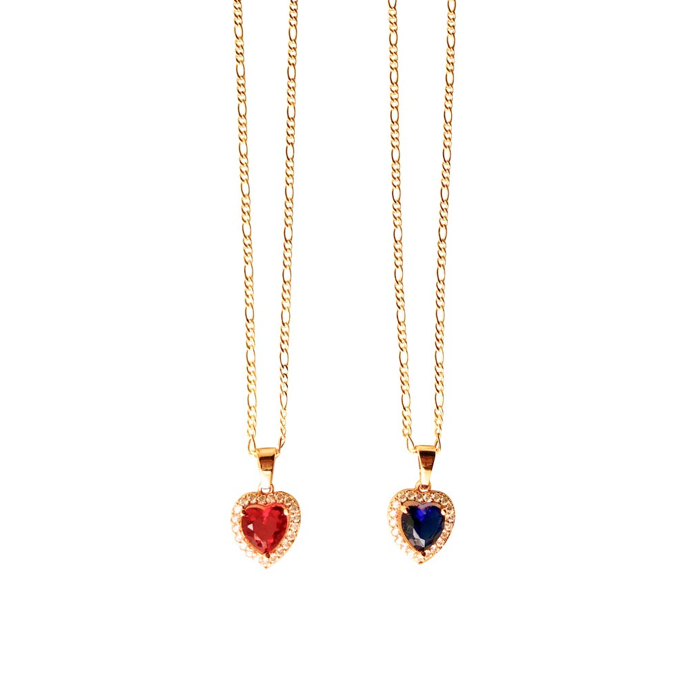 Image of Love Story Necklace