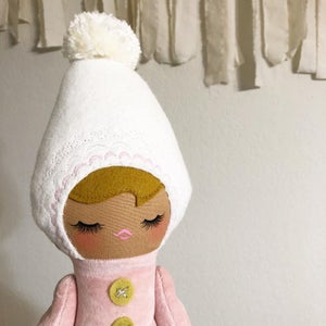 Image of Whimsy Holiday Classic Elf Doll