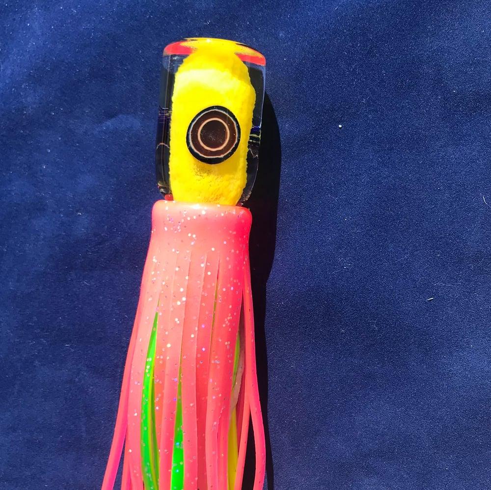 Image of Starburst Yellow BigGame Chugger