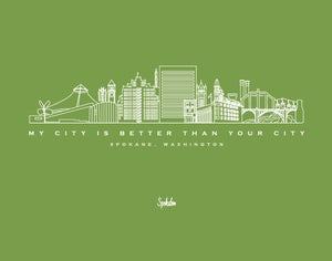 My City is Better Than Your City Prints