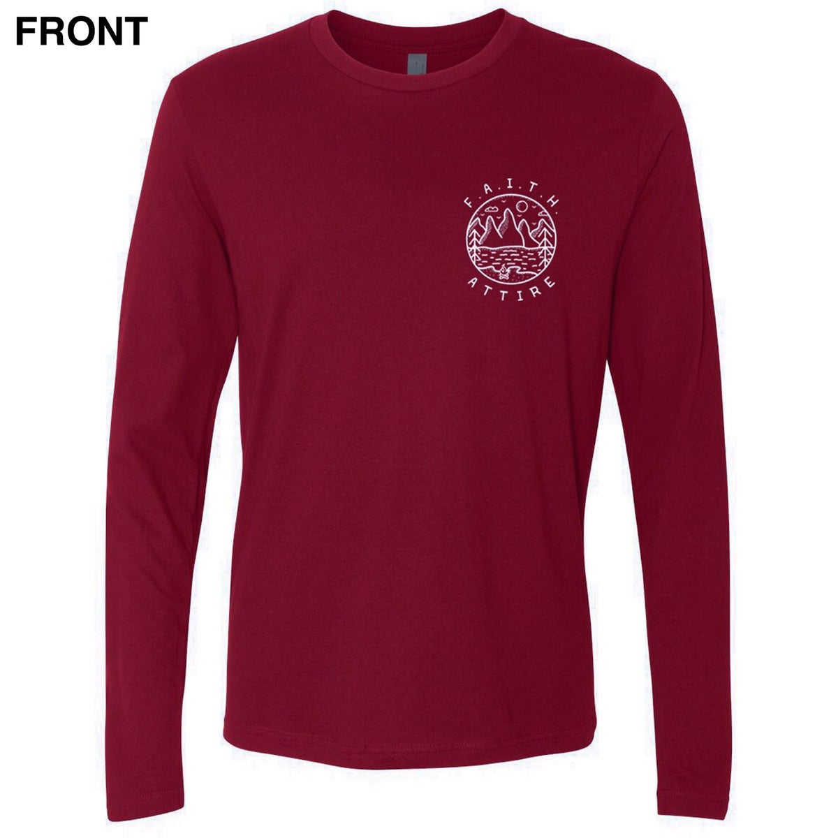 "Image of ""Adventure"" Long Sleeve Shirt"