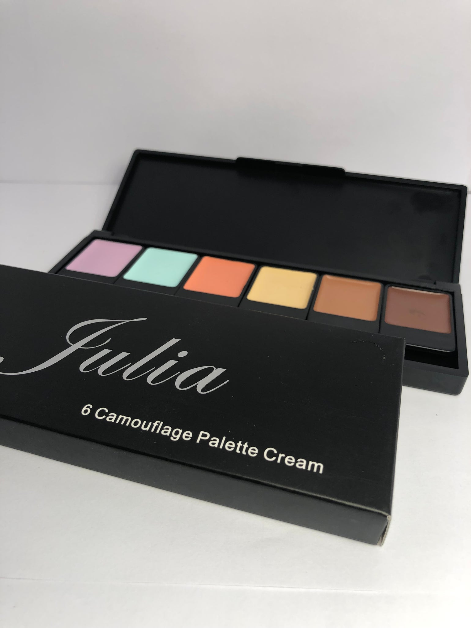 Image of Julia Camouflage Cream