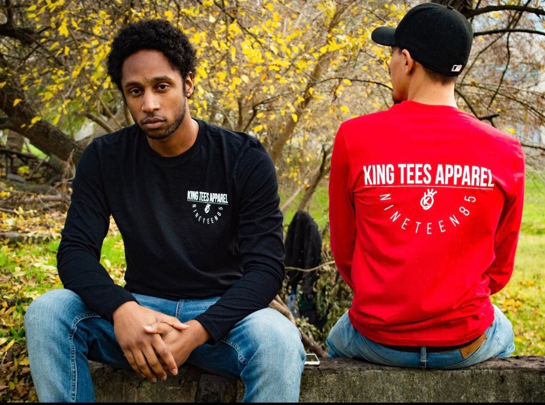 Image of nineteen85 long sleeve tee