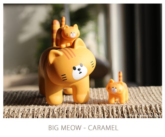 Image of My Home Cat Big MEOW Series - Caramel