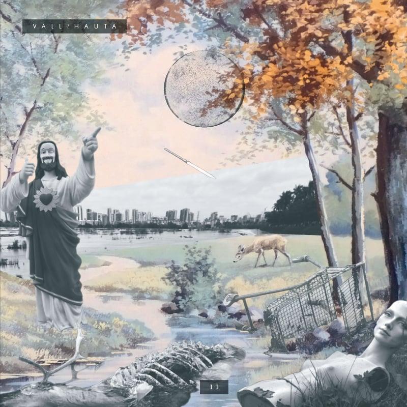 Image of VALLIHAUTA - II (LP)