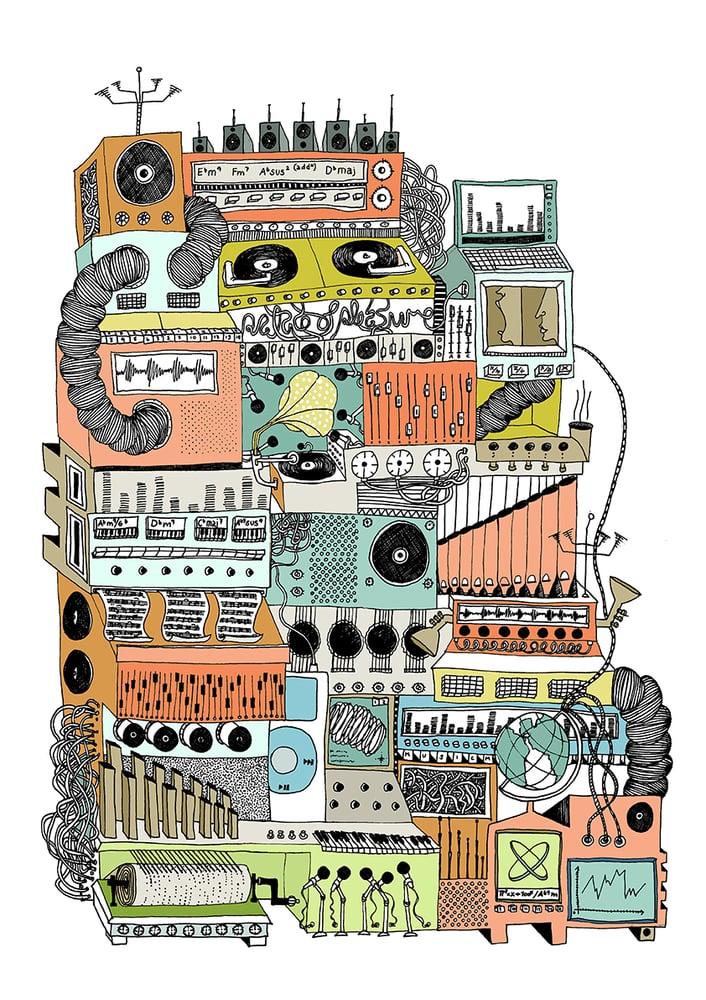 Image of Music machine1