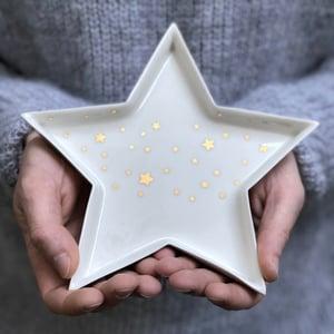 Image of assiette étoile